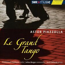 Astor Piazzolla - Le Grand Tango [New CD]