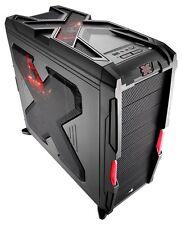 PC Gehäuse Midi Tower AeroCool Strike-X Advance schwarz mit Lüfter, ATX