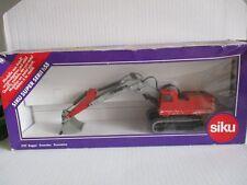 SIKU 3727 Super Serie Bagger rot 1/55 OVP