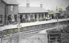 Stokesley Railway Station Photo. Ingleby - Sexhow. Battersby to Picton Line. (1)