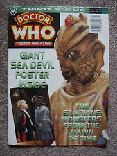 'Doctor Who - Poster Magazine' Issue 3 - A4 Poster Magazine - Marvel Comics