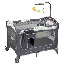 Baby Trend Nursery Center Playard Playpen Tanzania Fashion
