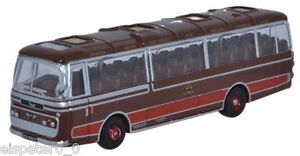 Plaxton Panorama 1 Neath & Cardiff, Spur N, Busmodell, Oxford Modell 1:148