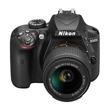 Nikon D3400+AF-P 18-55(non-VR) 24.2MP Digital SLR Camera & Lens Kit - Black=New