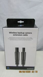 GARMIN Wireless backup camera 010-12242-10 & extension cable 010-12043-10