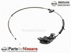 Genuine Nissan NV Full Size Right Lower Sliding Door Latch - NEW OEM