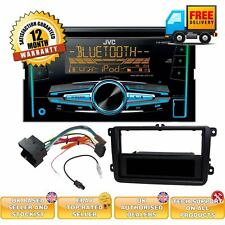 VW SCIROCCO Bluetooth car radio complete upgrade package USB AUX KW-R920BT