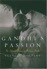 Gandhi's Passion : The Life and Legacy of Mahatma Gandhi -ExLibrary