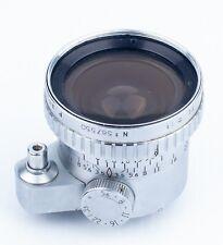 P. Angenieux Paris Retrofocus 28 mm f3.5 Lens With Exakta Mount