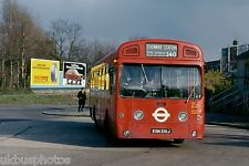 London Transport SMS201 Mill Hill East 11th April 1978 Bus Photo