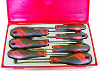 TENG TOOLS TT917N Screwdriver SET FLAT PZ,PH 7 PCS