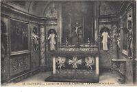 38 - cpa - Couvent de la Grande Chartreuse - La chapelle Saint Louis