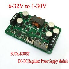 LTC3780 DC-DC 6-32V to 1-30V Automatic Buck-Boost Power Supply Module