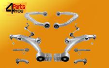 full SET KIT ALFA ROMEO 159 BRERA SPIDER 939 FRONT LOWER UPPER ARMS LINKS  LINKS