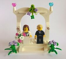 Unico personalizzato LEGO wedding cake topper/Regalo