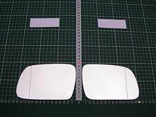 Außenspiegel Spiegelglas Ersatzglas Peugeot 307 ab 2001-2008 Li oder Re asph