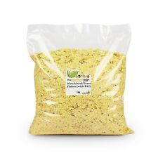 Nutritional Yeast Flakes (Fortified with B12) 1kg Bulk | Free UK Mainland P&P