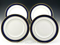 """Royal Doulton England H 5212 STANWYCK 10-5/8"""" DINNER PLATES Set of 4 Unused"""