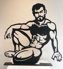 RYDER 23inch by Wim Griffith Male nude steel sculpture gay art