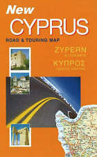 New Cyprus Road and Touring Map by Z Strassen (Paperback, 2007)