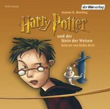 Harry Potter (1) und der Stein der Weisen von Joanne K. Rowling (2009)