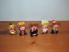 Kelloggs Little Mini People wood figure cereal wooden premium Tony The Tiger