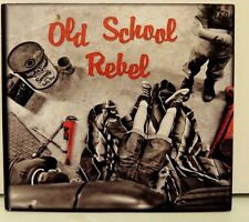 Smooth & the Bully Boys CD Old School Rebel , Noise factory Studio , 2013