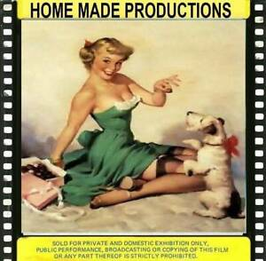 PRIVATE PARTY---CLASSIC VINTAGE GLAMOUR FILM RARE 200FT 8MM SILENT B/W