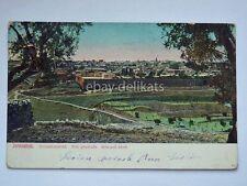 GERUSALEMME JERUSALEM old postcard vecchia cartolina