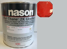 Axalta/ Nason Ful-Thane 2k urethane single stage 68 Ford J Rangoon Red gallon