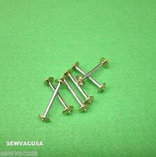 6 Long Bobbin for Singer Treadle Sewing Machine (Genuine) 27 28 127 128 # 8228