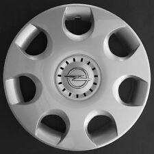 Serie 4 Copricerchi Coppa ruota 14 pollici con stemma cromato OPEL Agila dal2008
