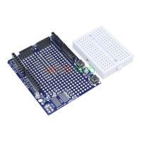Atmega328P Mini Breadboard Prototyping Prototype Shield ProtoShield For Arduino