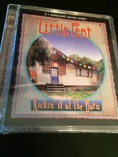Little Feat Kickin it At The Barn (DVD Audio  5.1)  Surround Sound SEALED