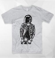Daft Punk Punkster T Shirt Electronic House Music Rebel France Disco Paris