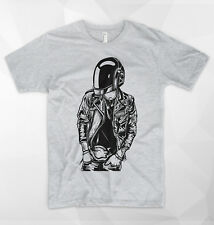 Daft Punk Punkster T Shirt Top Electronic Music Lover Rebel Random France Disco