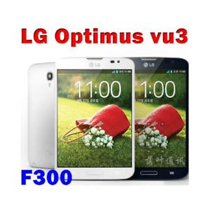 """Android LG Optimus Vu 3 III F300 F300L Original WIFI GPS 13MP 4G Unlocked 5.2"""""""