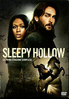 Sleepy Hollow - Serie Tv  - Stagione 1 - Cofanetto 4 Dvd  - Nuovo Sigillato