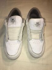 Supra Footwear Co.White Skate Shoes Mens 13