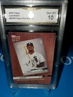 GMA 💎Mint~Luis Robert 2020 Topps Series 2 Topps Now Rookie BTN-9 RC White Sox🔥