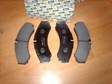 Axle set front brake pads Iveco Daily Mk3 Mk4 Mk5 29L11 35S11 35S13 29L10 29L12