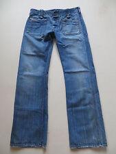 DIESEL Jeans Hose Mod. MOORIX, W 31 /L 34 Vintage Denim, absolutes KULT Modell !