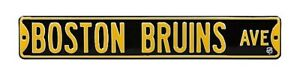 Boston Bruins Road Sign,Street Sign, NHL Ice Hockey, 91 CM Must See