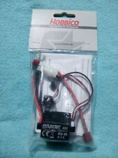 Fahrtregler Hobbico - 45A Car Schiff ESC, Brushed, 2-3S LiPo HCAQ4500 5-9 NiMH