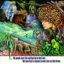 TYRANNOSAURUS REX - MY PEOPLE WERE FAIR  CD NEW+