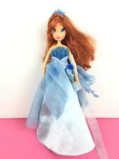 Winx Club Mattel Doll Bloom Regal Lights Millenium Princess Bal / Poupée