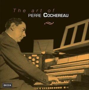 PIERRE COCHEREAU - THE ART OF PIERRE COCHEREAU * NEW CD