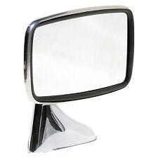 Classic Stainless Steel Door Mirror - Mountney CDM2 - Door / Wing Mirror - Right