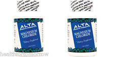 Alta Health Products Magnesium Chloride 100 Tabs (Paks of 2)