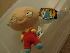 2004 HOT TOPIC STORE STEWIE FAMILY GUY FOX TV BEANBAG PLUSH DOLL FIGURE